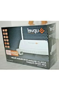 10x UPVEL UR-344AN4G  adsl2+wireless n150 modem router with