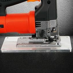23.4*12*1cm Aluminum Plunge Router Table Insert Plate Small