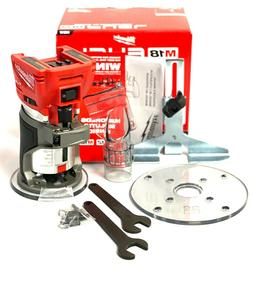 Milwaukee 2723-20 M18 FUEL 18V Compact Router