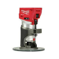 Milwaukee 2723-20 M18 FUEL Li-Ion Compact Router  New
