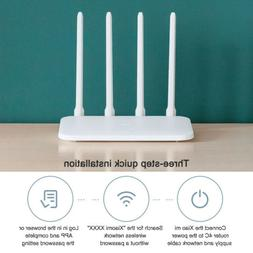 Xiaomi 300Mbps Wireless 2.4G/5G Dual Band WiFi Repeater Rout