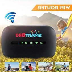 600Mbps 3/4G Portable Wifi Router LTE Mobile Broadband Hotsp