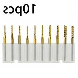 Carbide Router Bits Drill Milling Cutters Metalworking Tools