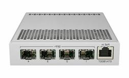 Mikrotik CRS305-1G-4S+IN Cloud Router Switch 4xSFP+ 1x GLAN