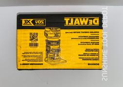 Dewalt DCW600B 20V MAX XR® Brushless Cordless Compact Route