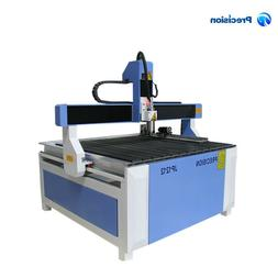 High quality 1200*1200mm T-slot table 2.2 kw small cnc wood
