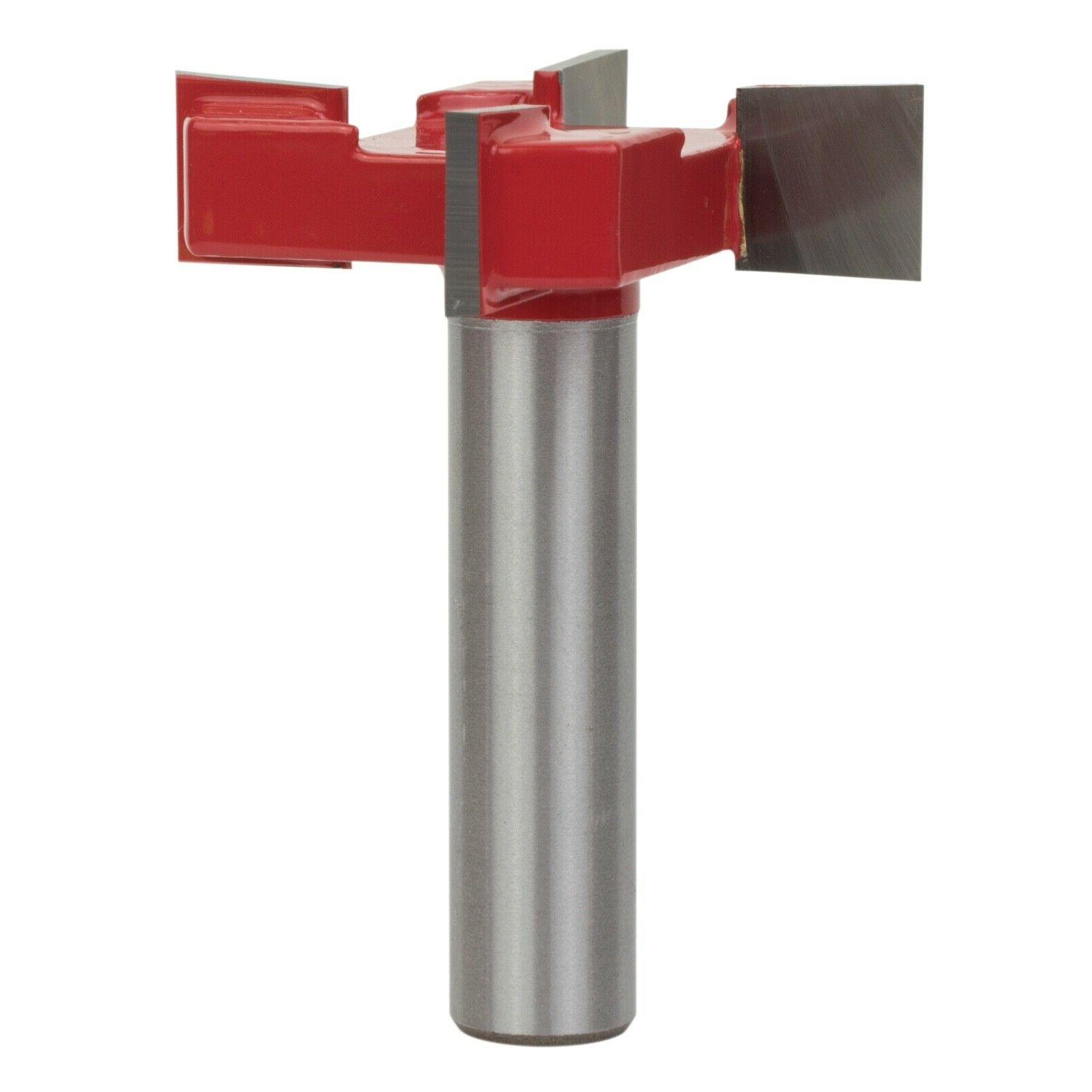 """Sabre 1/2"""" Spoilboard Surfacing Router Bit - Planing"""