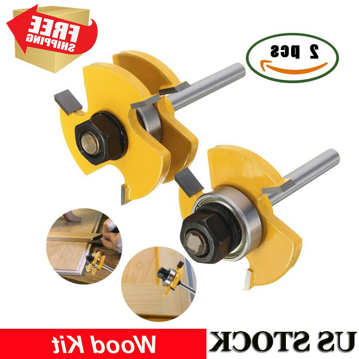 2pcs tongue and groove router bit 3