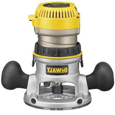 dw618 4 hp electronic variable