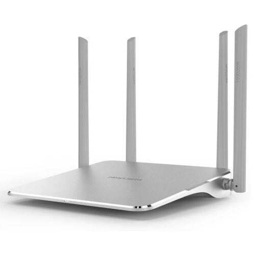 Phicomm Dual Band 2.4 GHz 5 GHz Smart Silver