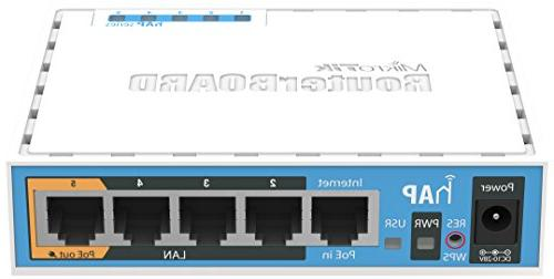 routerboard hap rb951ui 2nd 5xport