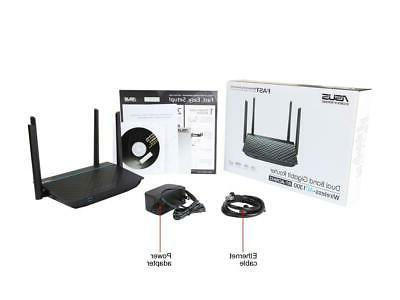 ASUS AC1300 4-port Router with USB