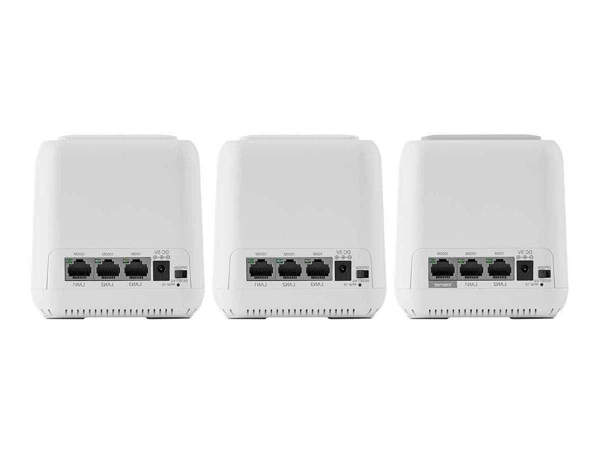 Whole Home Mesh Wi-Fi System Router 2 Satellite