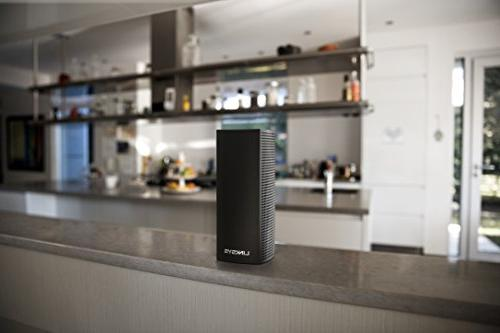Linksys Tri-Band Home Mesh WiFi System - WiFi Router/WiFi for Whole-Home Network