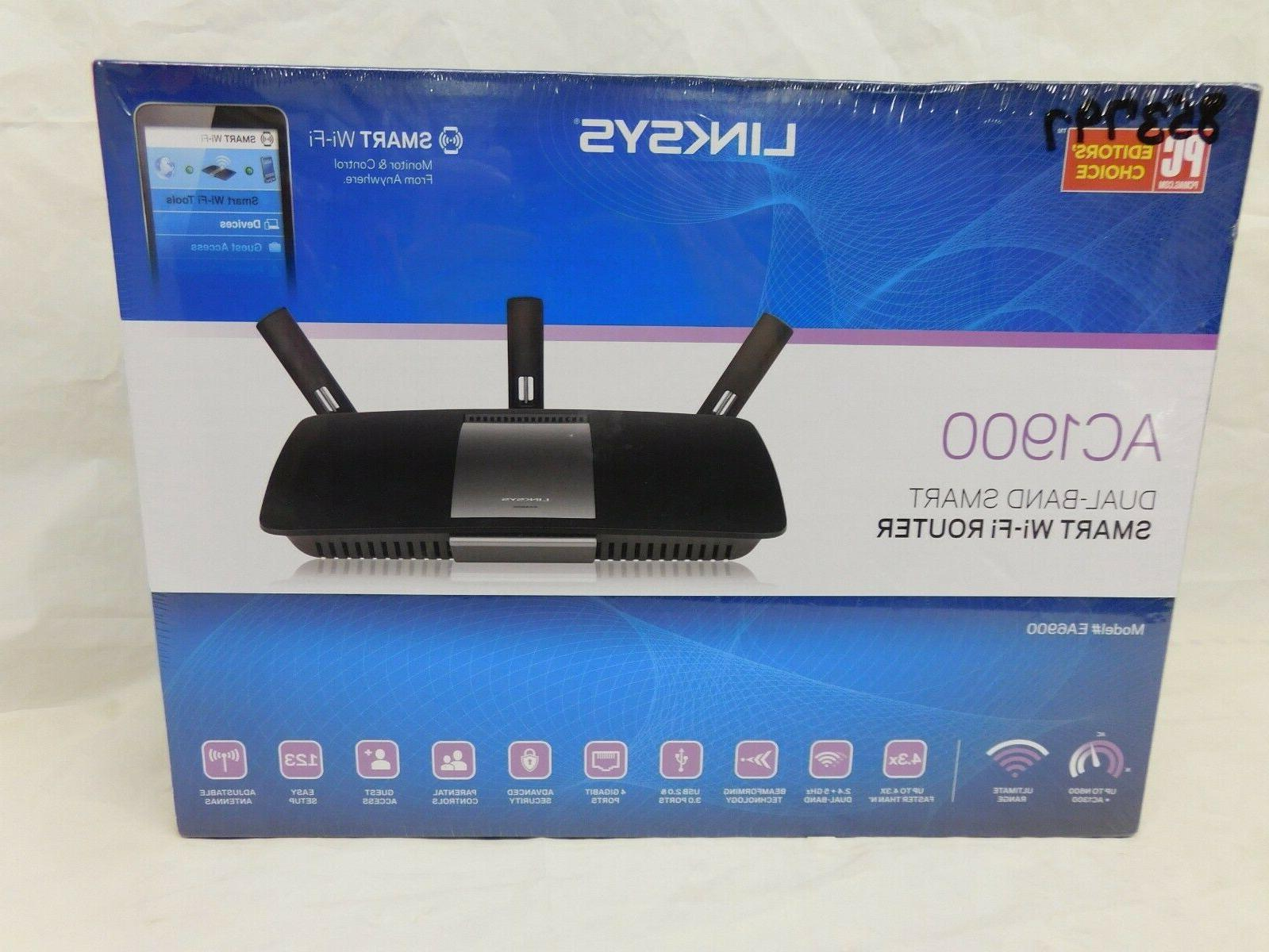 wireless ac1900 smart router ea6900 rm new