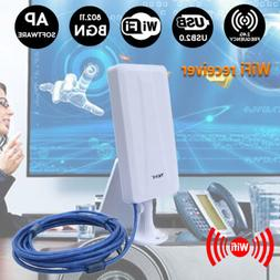 Long Range WiFi Extender Wireless Outdoor Router Repeater WL