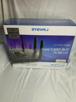 Linksys Max-Stream AC4000 Tri-Band WiFi Router