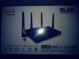 Asus Modem Router Combo - All-in-one DOCSIS 3.0 32x8 Cable M