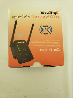 OptiCover N300 Wireless-N AP/Router Wi-Fi Repeater - New in