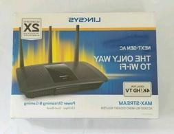 New Linksys EA7500 AC1900 Max Stream MU MIMO Gigabit Router