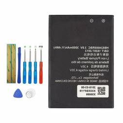New HB824666RBC WiFi Router Battery For Huawei E5577 with To