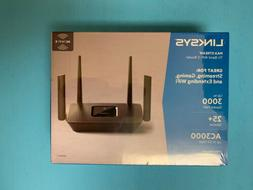 NEW Linksys MR9000 Max-Stream Tri-Band AC3000Wi-Fi 5 Router
