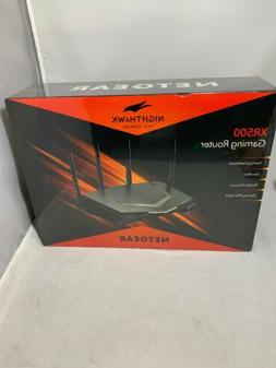 NEW NETGEAR Nighthawk Pro Gaming XR500 WiFi Router with 4 Et