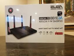 New! ASUS RT-AC88U Wireless AC3100 Dual-Band Gigabit Router