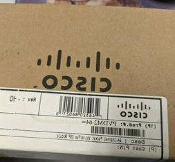 Cisco PVDM2-64 Voice Strip 2801 2811 2821 2851 Router New