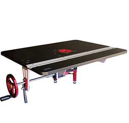 st-R-Lift Excel II Router Table Top With Integral Router Lif