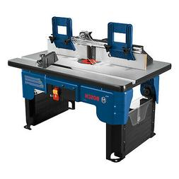 Bosch RA1141 Portable Jobsite Benchtop Router Table with Onb