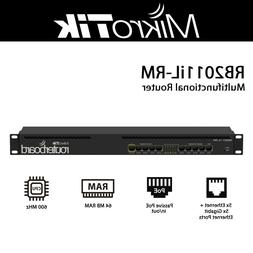 Mikrotik RB2011iL-RM 10-ports multifunctional router PoE out
