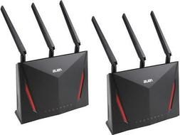 Asus RT-AC86U IEEE 802.11ac Ethernet Wireless Router - 2.40