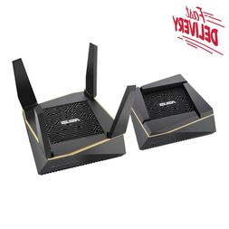 Asus  Performance Mesh Tri-Band Ax6100 Wifi Routers – Whol