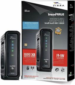 Arris SURFboard  Cable Modem & Wi-Fi Router Combo