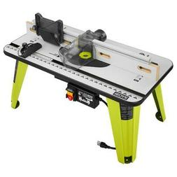 Universal Router Table Adjustable Fence Aluminum Built-in Va
