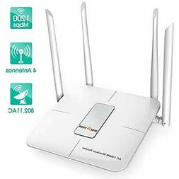 Wifi Routers Router AC 5GHz Wireless For Home Office Interne